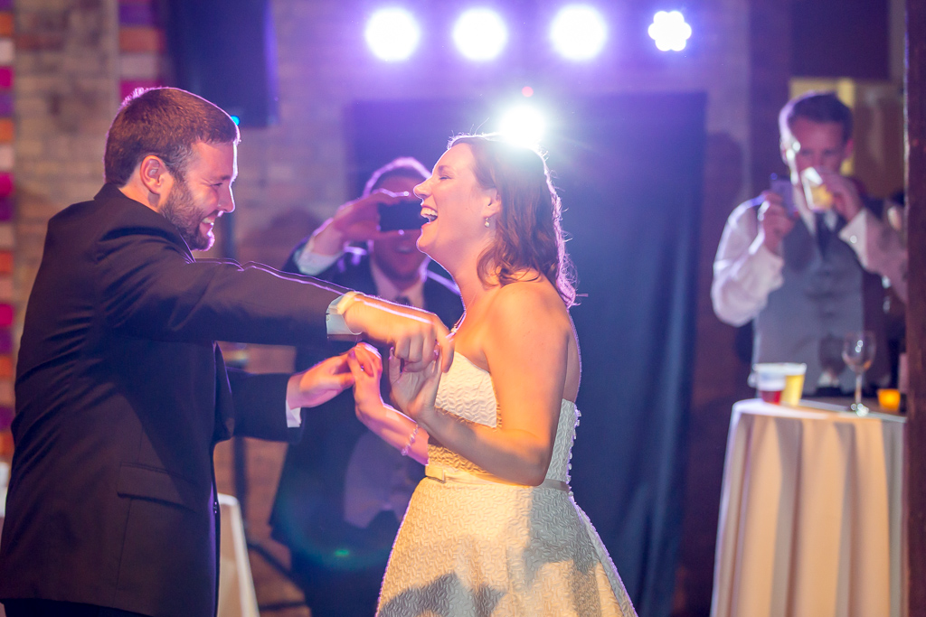 St. Anthony Main Event Center Wedding Photos