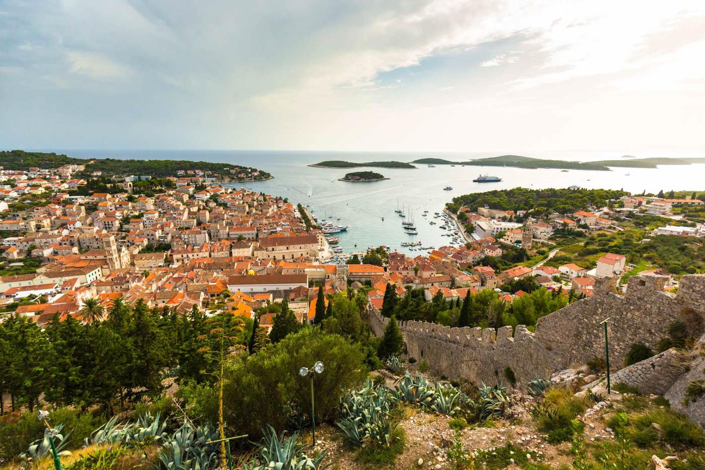 Hvar Town Bay