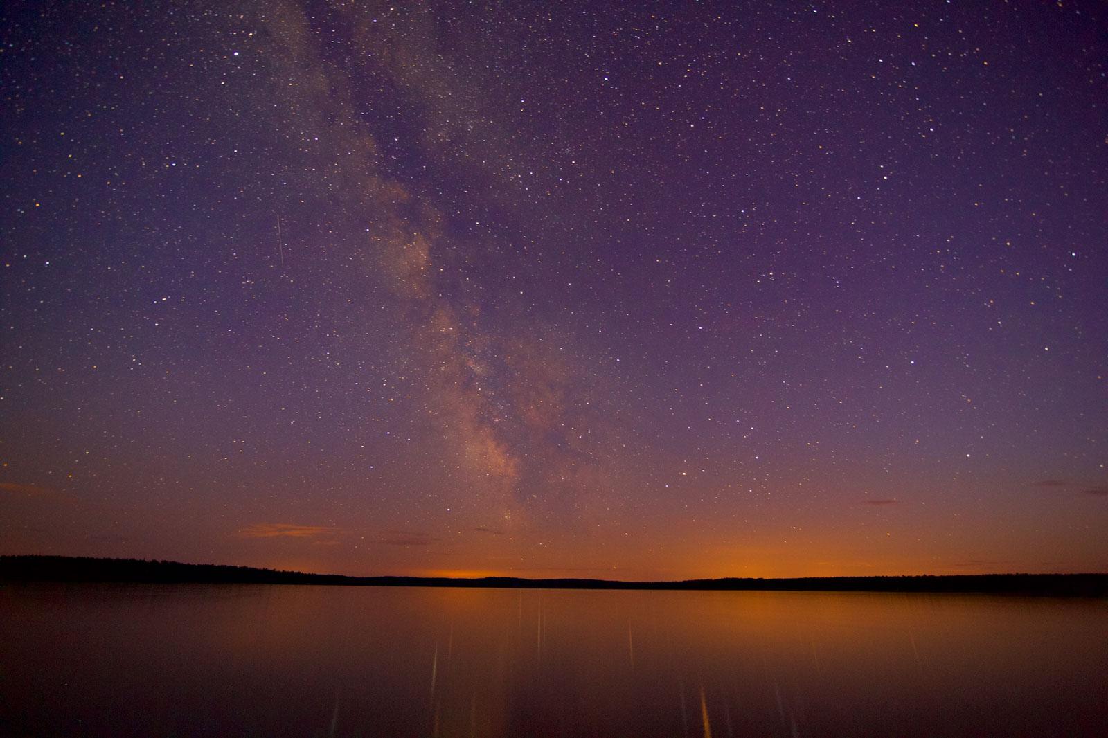 Minnesota Camping Photo