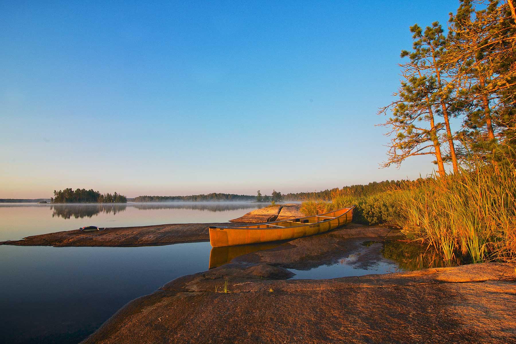 Boundary Waters Canoe Photos -14