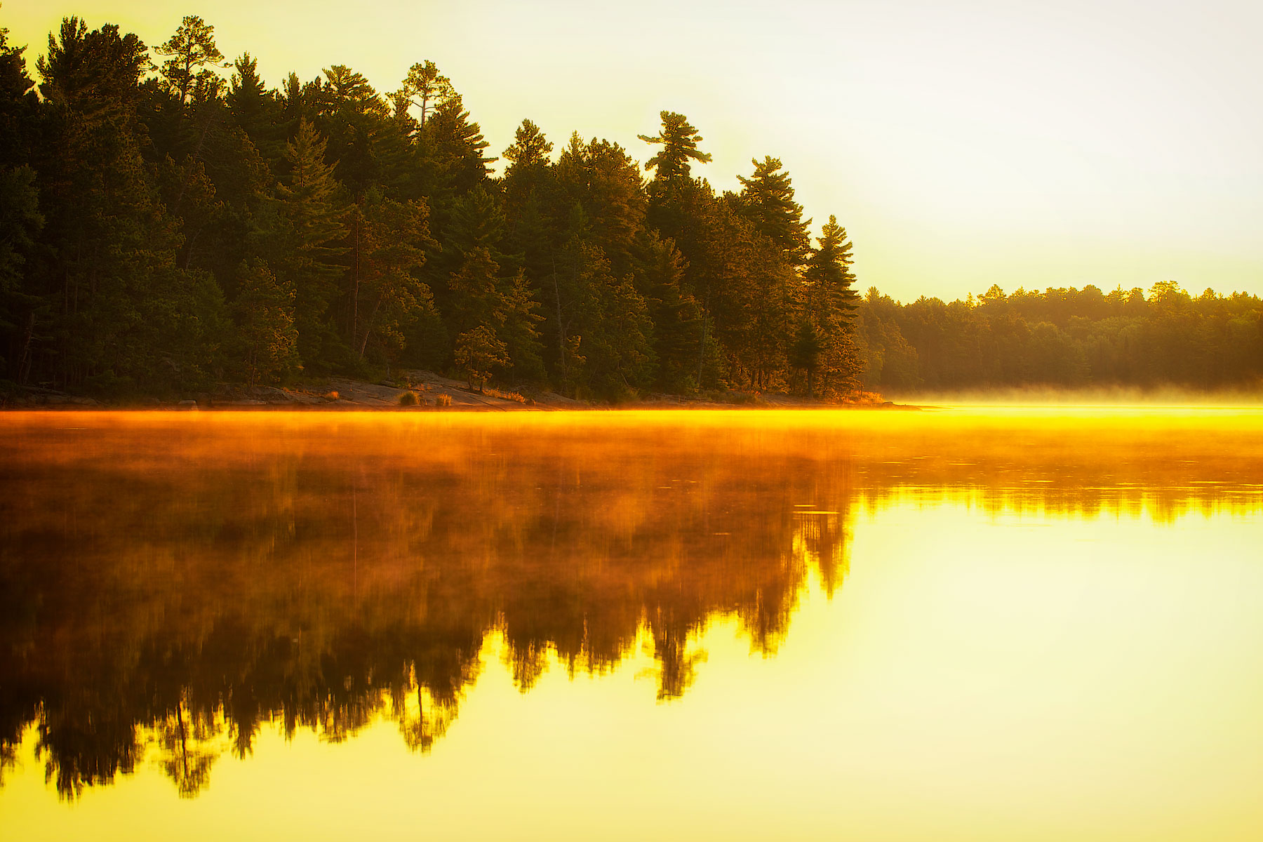 Boundary Waters Sunrise Photos -15