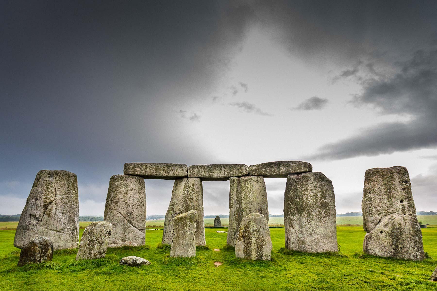 Unique Stone Henge Photo